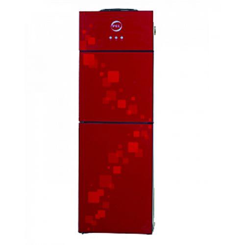 PEL PWD110 Glass Door Water Dispenser Red