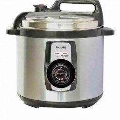Philips 5 Liter Electric Pressure Cooker HD2103-65 in Steel