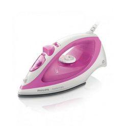 Philips FeatherLight Steam Iron in Pink & White
