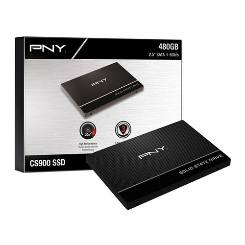 PNY CS900 480GB 2.5""