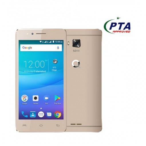 QMobile I8i Pro 16Gb Dual Sim Gold