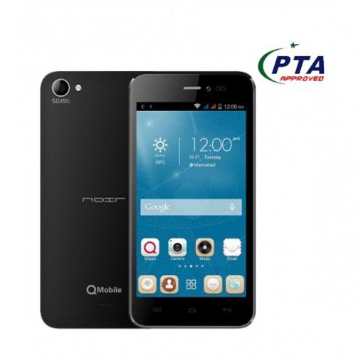 QMobile Noir i5i 4GB 1GB RAM Dual Sim Black
