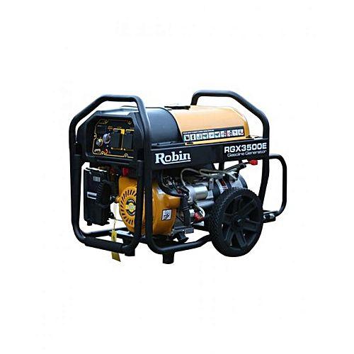 Robin RGX 3500E – Japanese Generator – 3.5 KVA – Yellow & Black