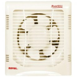 Royal Fans 10 Inch Noiseless Exhaust Fan Plastic Body
