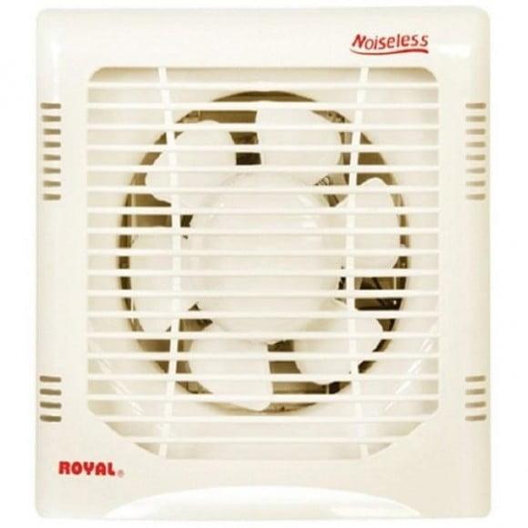 Royal Fans 12 Inch Noiseless Exhaust Fan Plastic Body