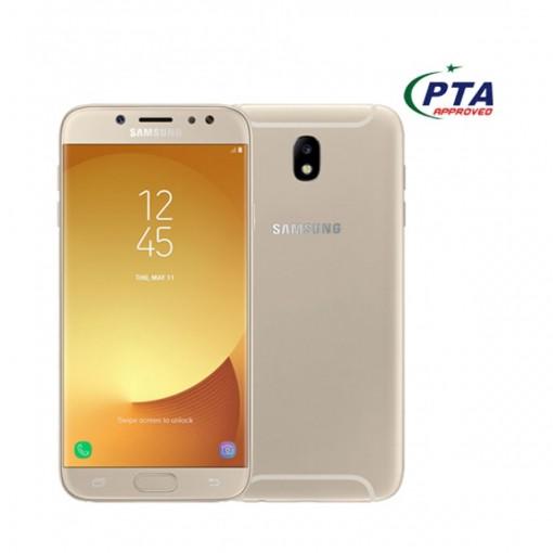 Samsung Galaxy J5 Pro 16GB Dual Sim Gold - Official Warranty