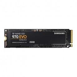 Samsung SSD 970 EVO NVMe M.2 250GB - MZ-V7E250