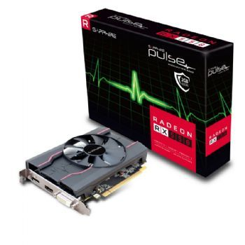 Sapphire Radeon RX550 Pulse
