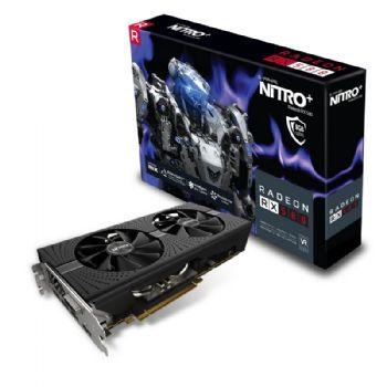 Sapphire Radeon RX580+ NITRO 8GB GDRR5