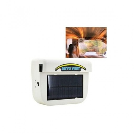 Sehgal Motors Exhaust Fan Solar Powered Heat Ventilation