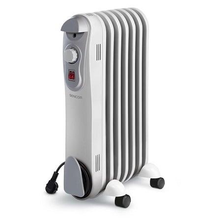 Sencor Electric Oil Filled Radiator SOH 3007BE