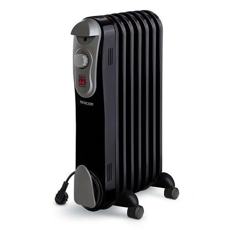 Sencor Electric Oil Filled Radiator SOH 3107BK