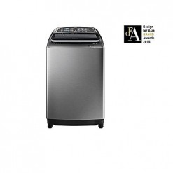 Samsung WA16J6750SP/SG Top Loader Fully Auto Washing Machine 16 kg Black