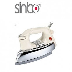 Sinbo Sinbo Imported Turkish Dry Iron White
