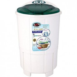 ST Washing Machine 4455 Green Top 8 Kg