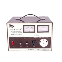 Stabimatic 1100 Va Automatic Voltage Regulator GL-1100C