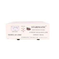 Stabimatic 1500VA Automatic Voltage Regulator SF