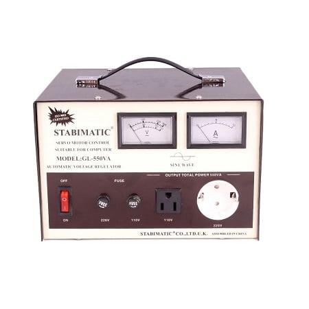 Stabimatic 550 Va – Automatic Voltage Regulator GL-550C