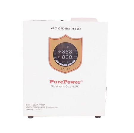 stabimatic Automatic Voltage Stabilizer3P