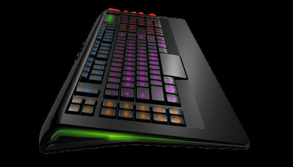 SteelRazer Apex 350 illuminated Keyboard