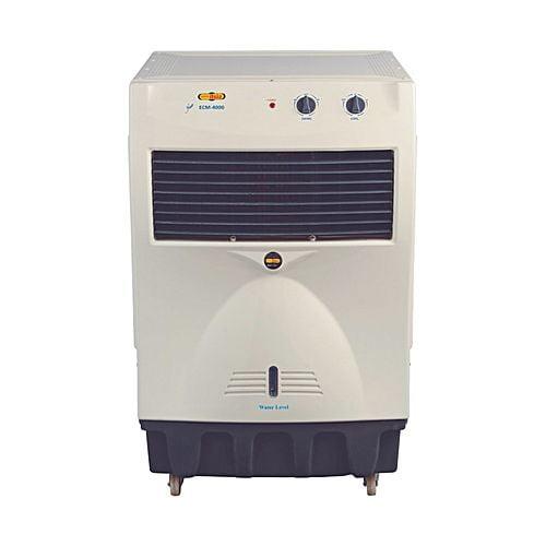 Super Asia Air Cooler – Plastic Body – 30 Liters Water Capacity – (ECM-4000)