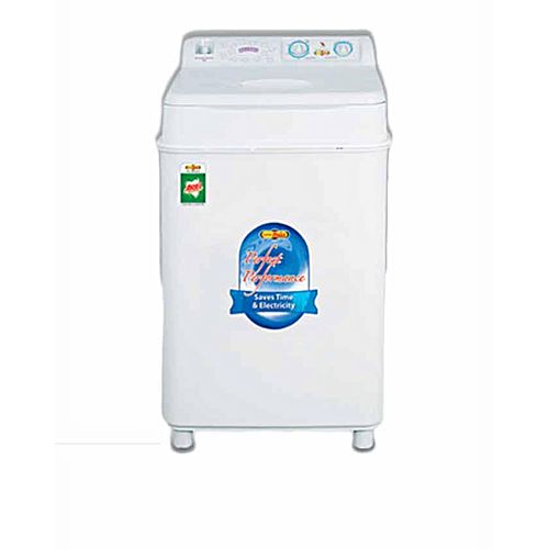 Super Asia Automatic Washing Machine 7 Kg SA240 White (Brand Warranty)
