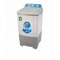Super Asia Automatic Washing Machine 8 Kg SA255 White