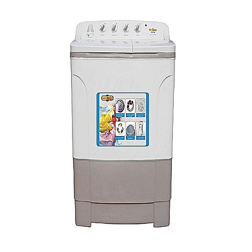 Super Asia Clean Wash Top Load 8KG Washing Machine (SA242)