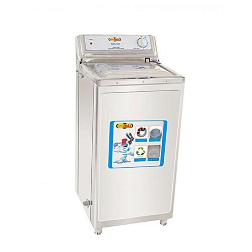 Super Asia SA-241 Smart Wash 7.5 kg Twin Tub Washing Machine