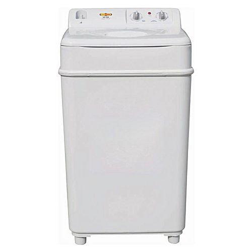 Super Asia SA240 Semi Automatic Washing Machine 10 Kg White (Brand Warranty)