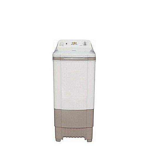 Super Asia SD-550 Semi Automatic Spinner 10 kg White Grey
