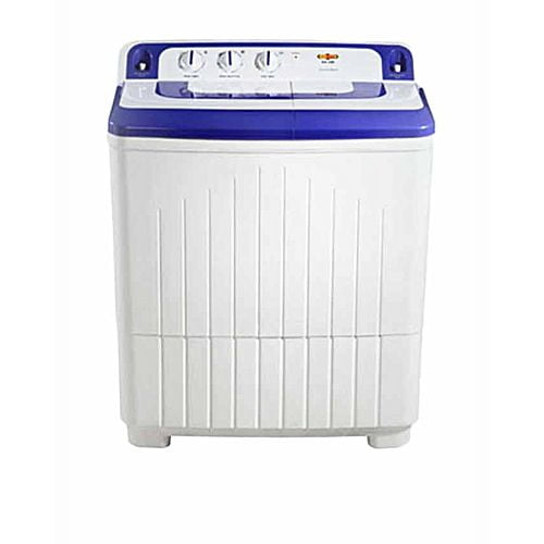 Super Asia SemiAutomatic Washing Machine 10 Kg SA280 White (Brand Warranty)