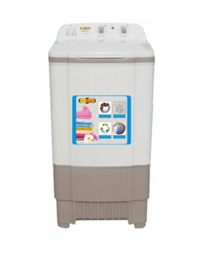 Super Asia Single Tub Washing Machine Jet Wash (SAW-111)