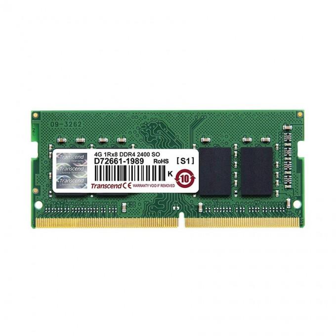 Transcend 4GB DDR4-2400 SO-DIMM (JetRam) JM2400HSH-4G