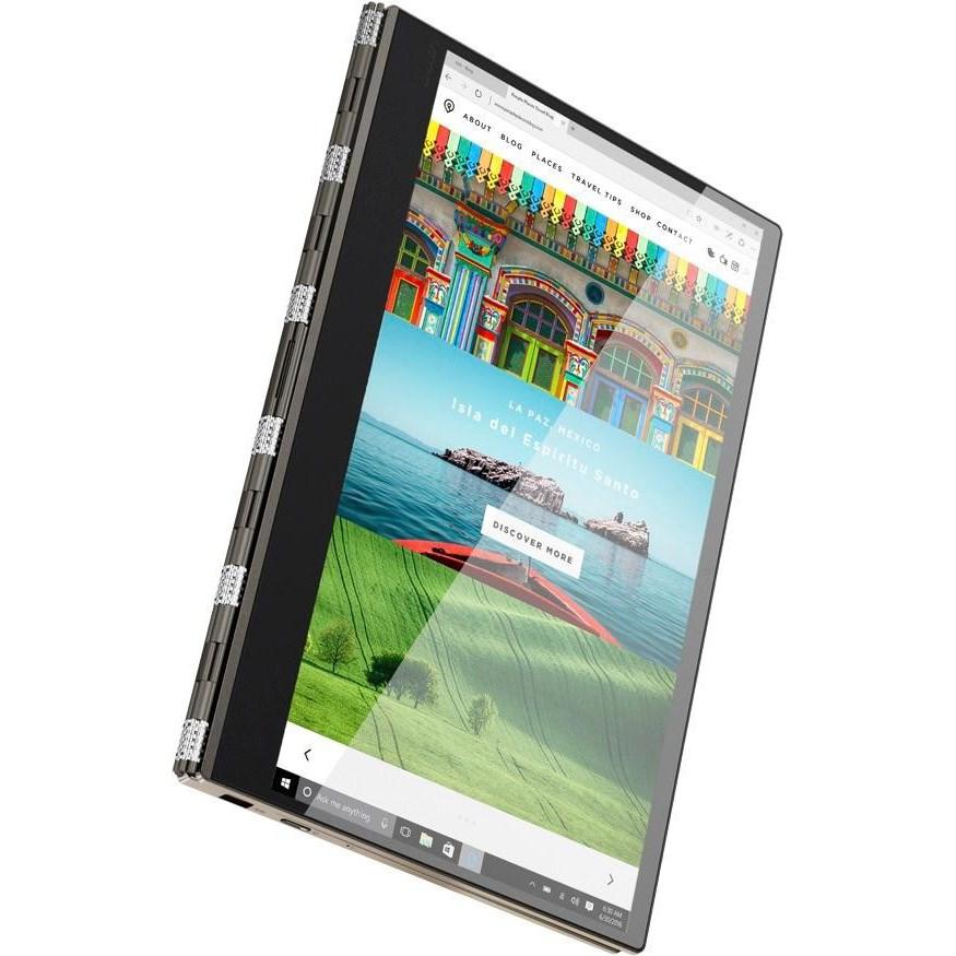 "Lenovo Yoga 920 (14) 2 in 1 Laptop - 8th Gen Ci7 8550u 8GB/16GB Memory 256GB/512GB SSD 13.9"" FHD/Ultra HD 4K IPS LED Touchscreen Convertible Backlit KB Windows 10"