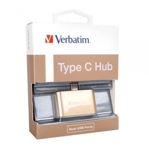 Verbatim Type C Hub