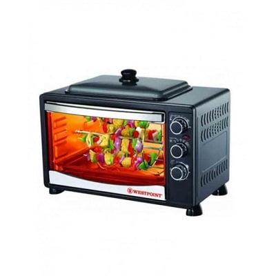 Westpoint 1500 Watts Deluxe Rotisserie Oven WF-3800 RKD