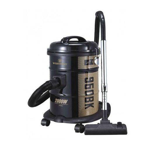 Westpoint 2000 W Drum Type Vacuum Cleaner WF-960BK