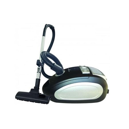 Westpoint 2000 Watts Capsule Type Vacuum Cleaner in Black & White WF-245
