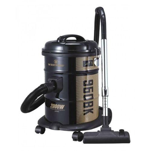 Westpoint 2000 Watts Deluxe Vacuum Cleaner WF-960 BK