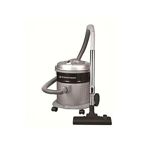 Westpoint Drum Type Vacuum Cleaner With Blower Grey & Black