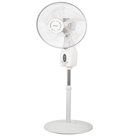 Westpoint Knight Rechargeable Fan Stand WF-8918