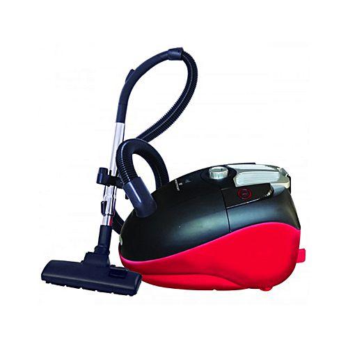 Westpoint Official WF240 Capsule Type Vacuum Cleaner 1800 Watts Red & Black