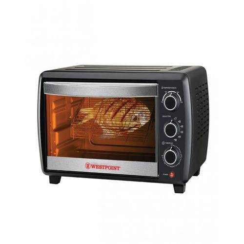 Westpoint Rotisserie Oven,Bar-B-Q,Convection & Fish Griller WF-4200RKCF