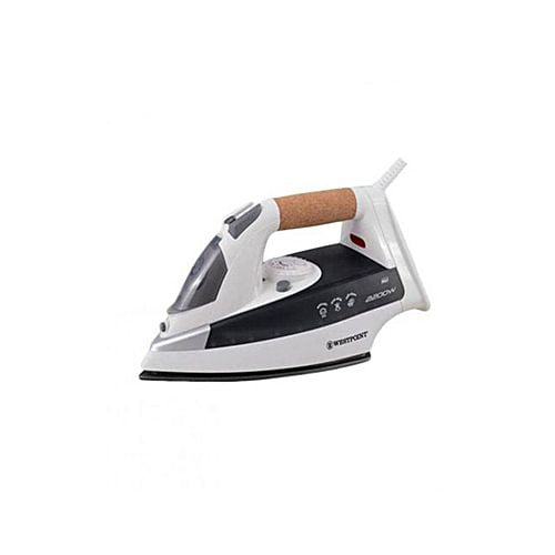 Westpoint Wf-2020 Deluxe Steam Iron 2200 Watts (Brand Warranty)