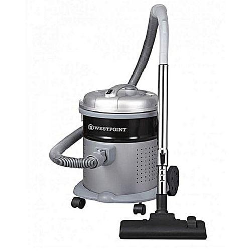 Westpoint WF104 Deluxe Vacuum Cleaner 1500 Watts Silver