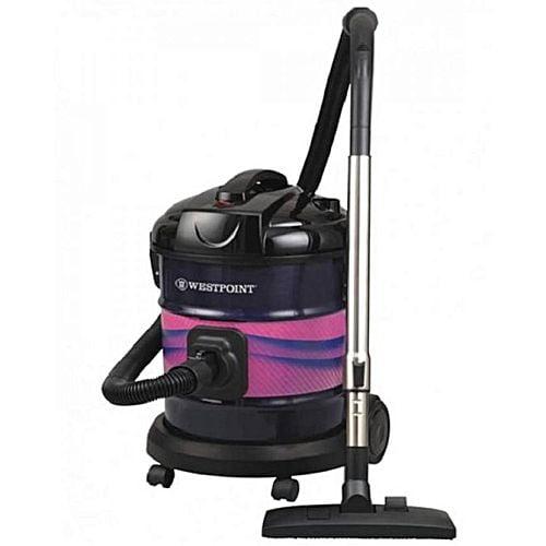 Westpoint WF105 Deluxe Drum Type Vacuum Cleaner with Blower (1500 Watts)
