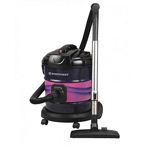 Westpoint WF105 Deluxe Vacuum Cleaner with Blower Function 1500 Watts Black