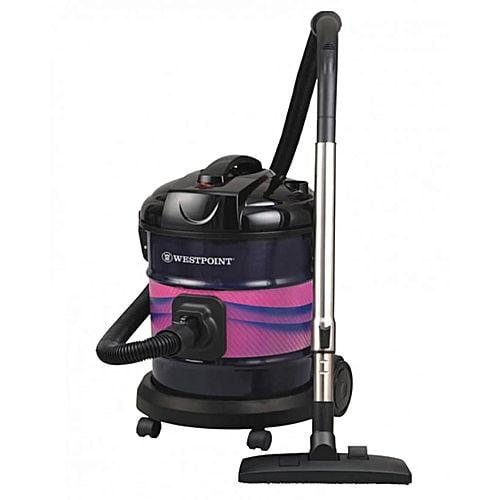 Westpoint WF105 Drum Type Vacuum Cleaner With Blower 1500 W Pink