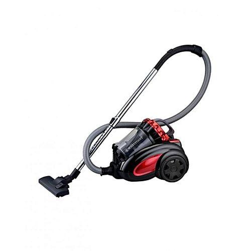 Westpoint Wf238 Deluxe Multi Cyclone Vacuum Cleaner Black
